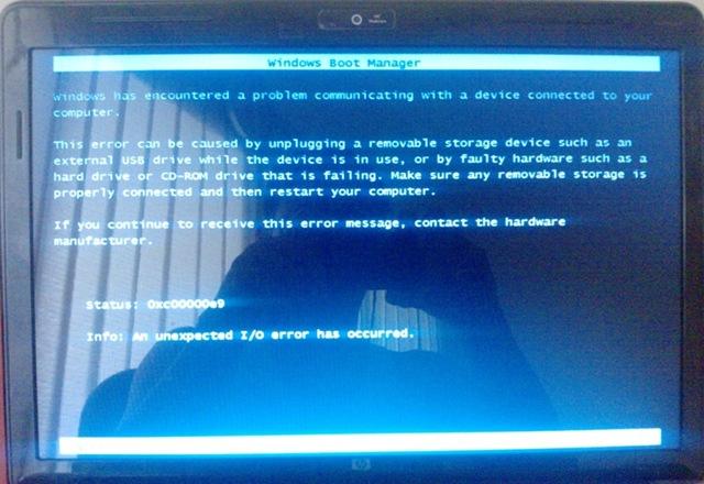Warranty Claim for My Company HP Laptop – Richard Hain's Blog