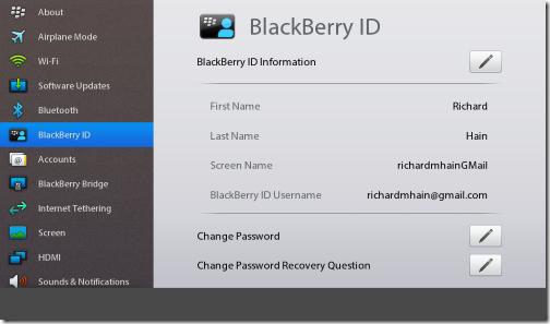 blackberry playbook password – Richard Hain's Blog